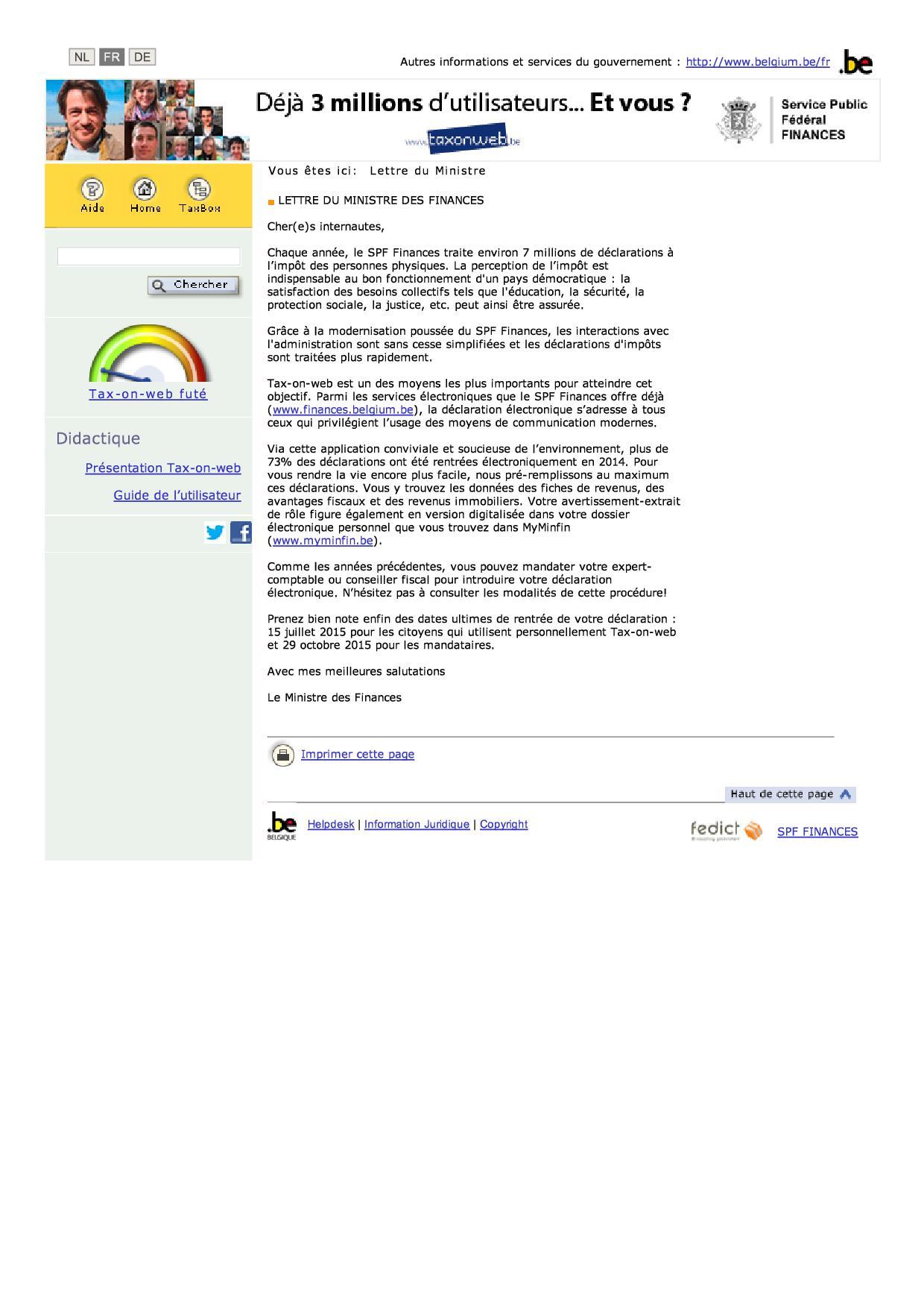 Delai Ipp Revenus 2014 Du 29 10 2015 Approche