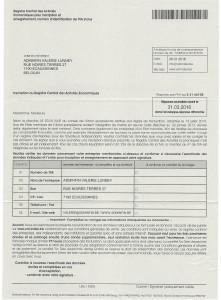 Arnaque du TVV Répertoire des Sociétés